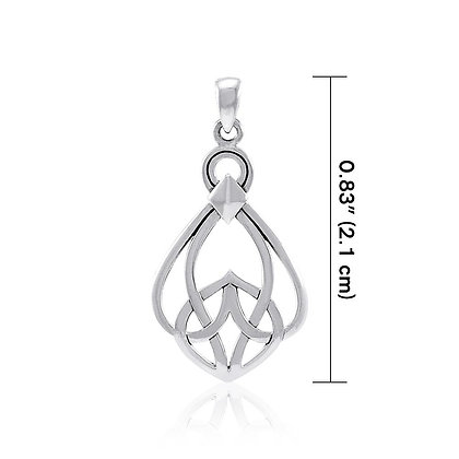 Teardrop Celtic Knot
