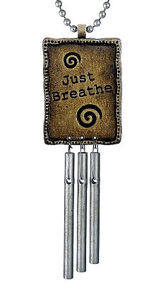 Just Breathe Musical Car Chimes