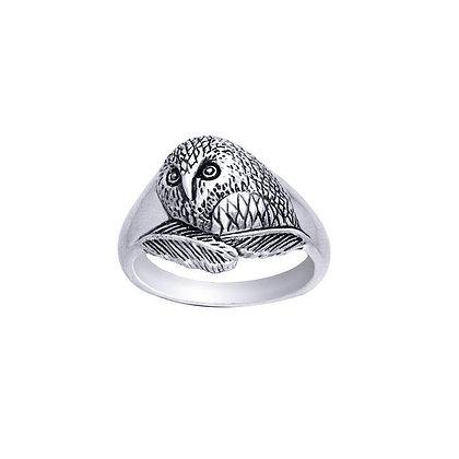 Barn Owl Ring