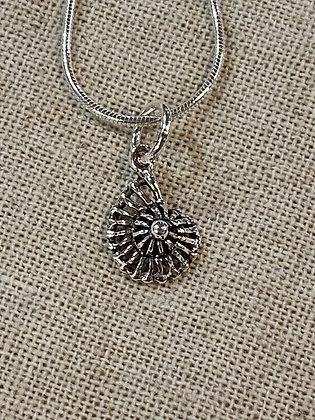 Petite Shell Pendant