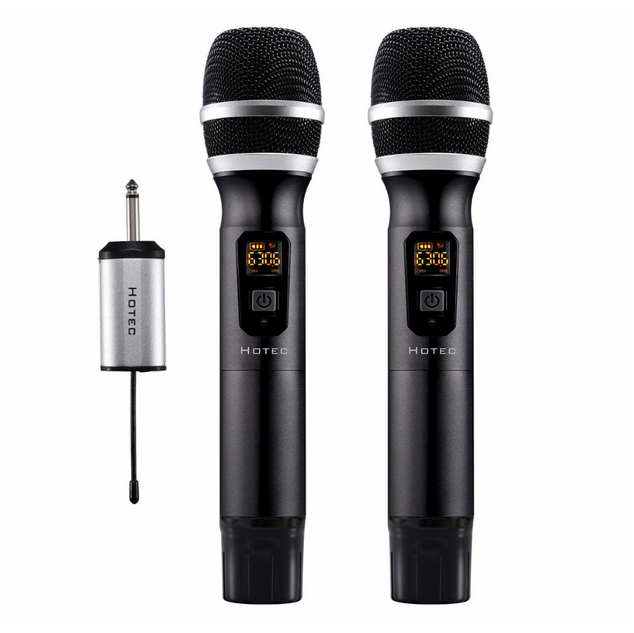 Wireless Bluetooth Microphones