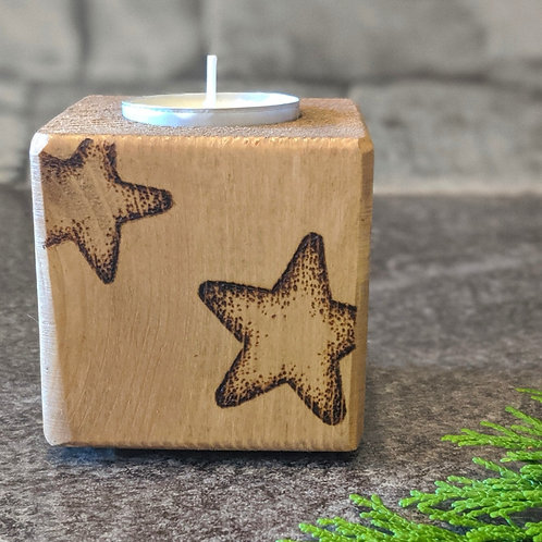 Star Candle Cube