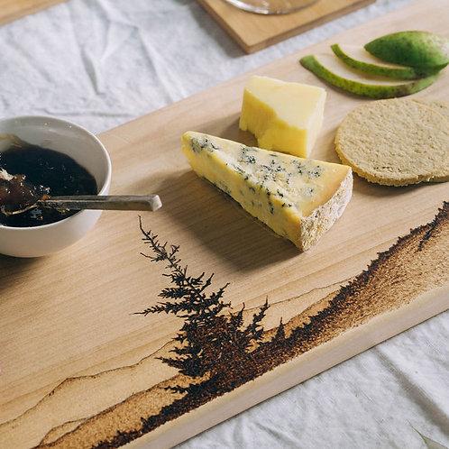 Forest Wooden Grazing Platter Board