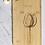 Thumbnail: Teasel Plant Bamboo Wood Board