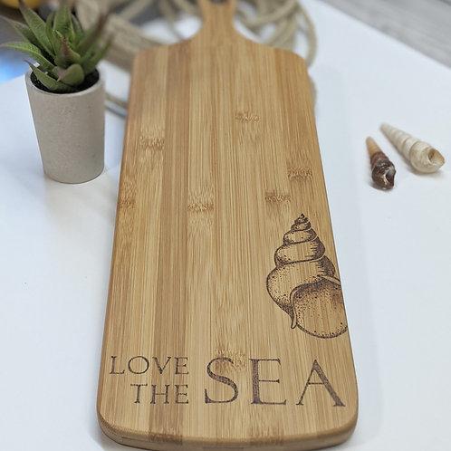Shell Bamboo Wood Board