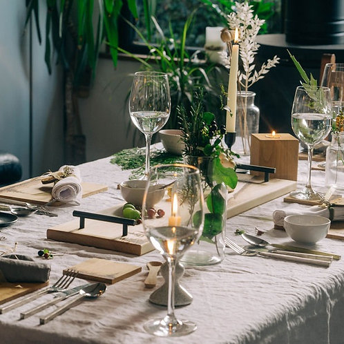 The New Ember Grazing Platter Table Collection
