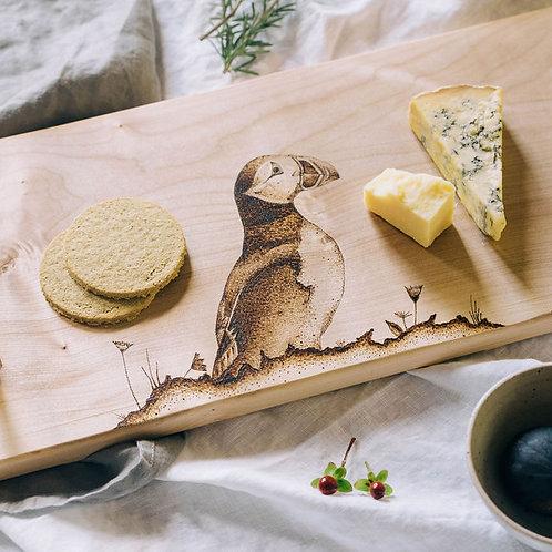 Puffin Grazing Platter Board