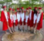 Delta Zeta Graduates