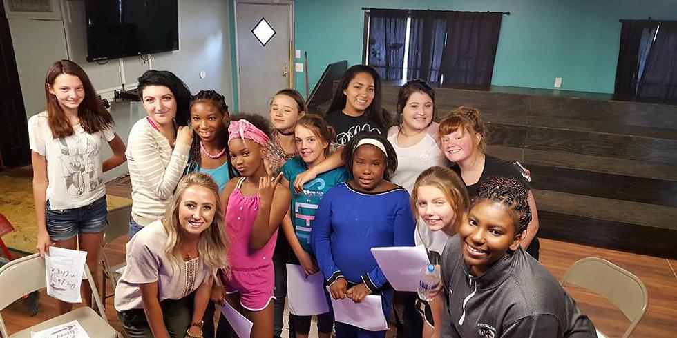 Teen Girl Life Group