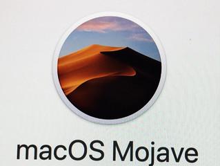 暑さのせい⁈ Macがダウン中です。