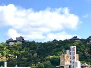 空が青くて気持ちいい♡GWがはじまりました。