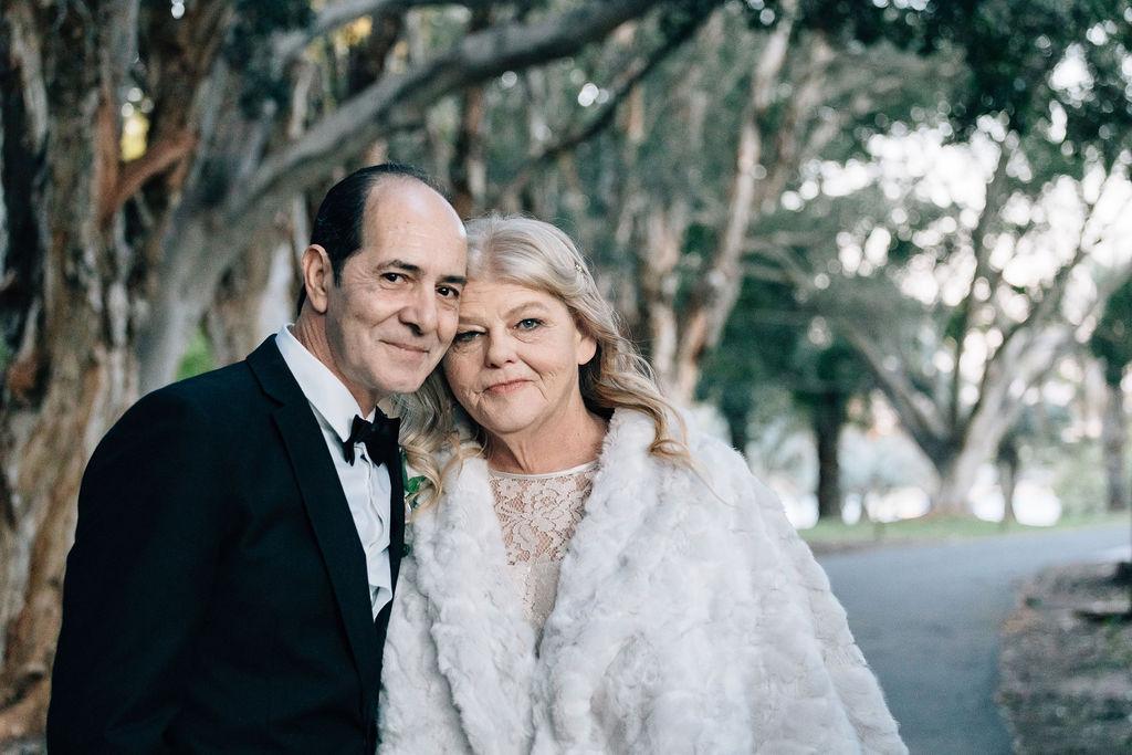 Brenda +  Andrew