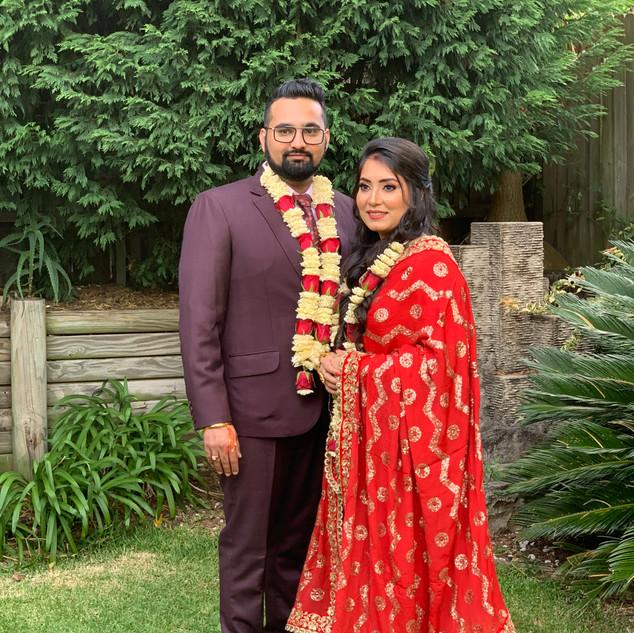 Ankita + Anuj