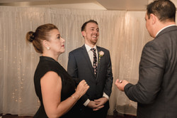 Sarah + Scott's Wedding