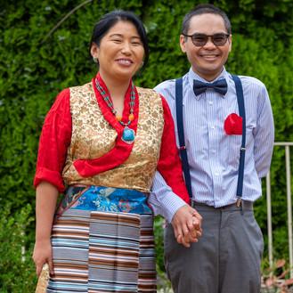 Tshering + Watanaphon