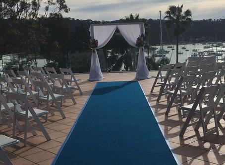 A Metro Mirage Wedding