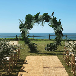 Arbour by Flower Drum