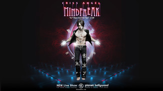 HYPERVSN x Criss Angel -最強全息科技和最強幻術師的結合