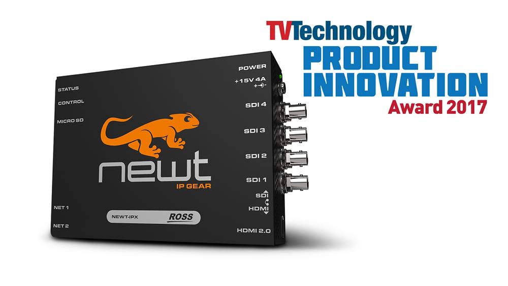 Newt  UHD/IP訊號轉換器