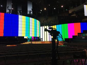 Ross Video在本次金曲獎的完美演出-   遙控拍攝機器人