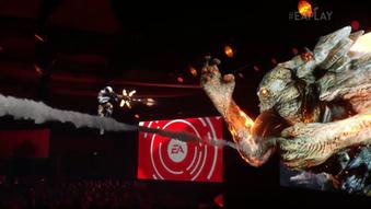 今年EA Play的盛大AR開場秀!