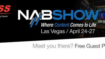 快來報名2017 NABSHOW 免費入場!