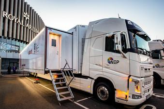 瑞典NEP最新打造的北歐最大UHD-4K OB車