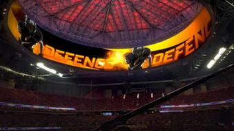 Ross Video XPression Tessera驅動北美最大體育館環場螢幕