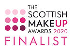 Finalist Logo – Scottish Makeup Awards 2