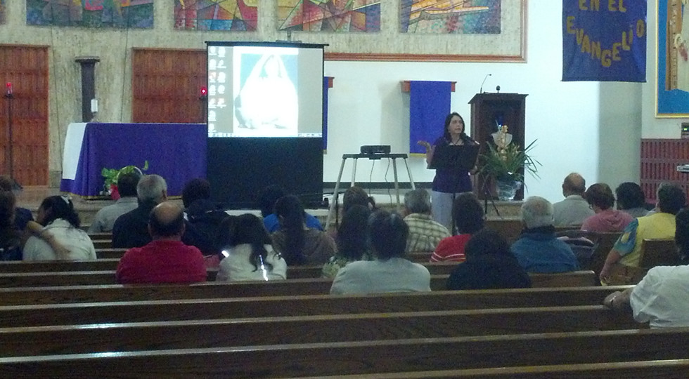 2013 Lenten Mission Day 2 #5 03-12-2013.