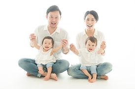 家族写真も撮影