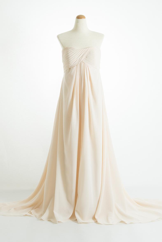 ドレス(レモンイエロー)