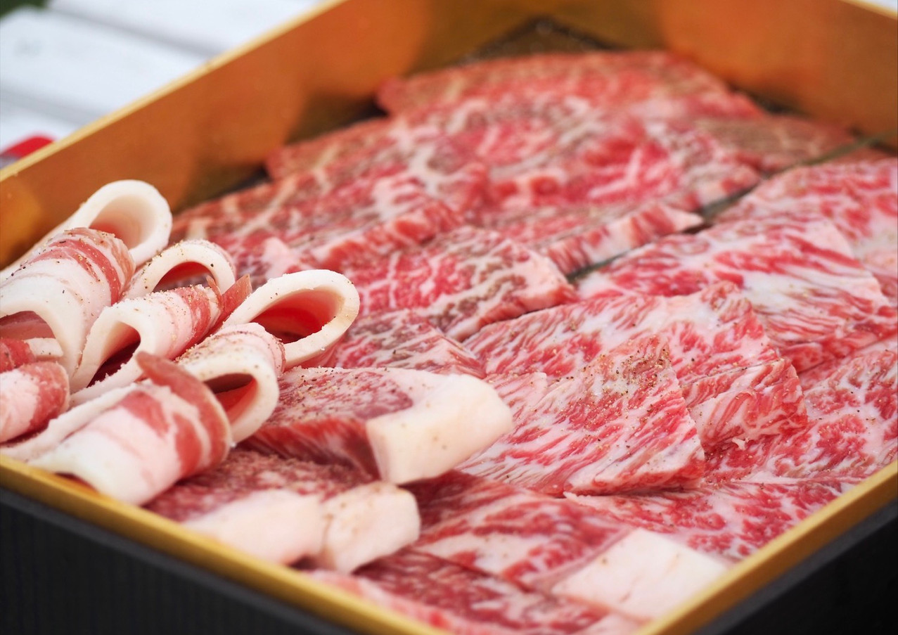 Yoron beef (Local beef)