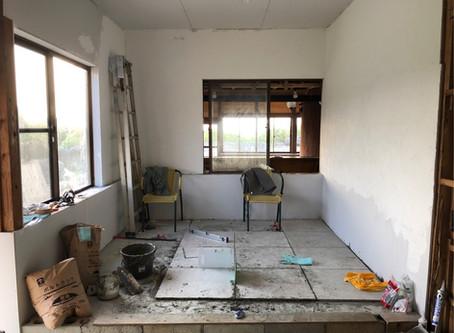 DIY 浴室編 Part3