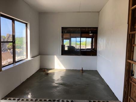 DIY 浴室編 Part2