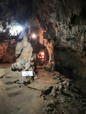 Akasaki Limestone Cave