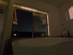 Bathroom night
