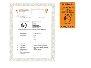 Certificación de Seguridad