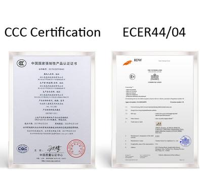Certificaciónes