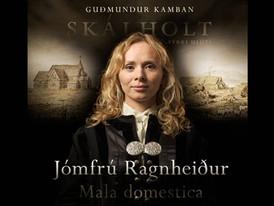 Vilt þú vinna eintak af bókinni Jómfrú Ragnheiður?