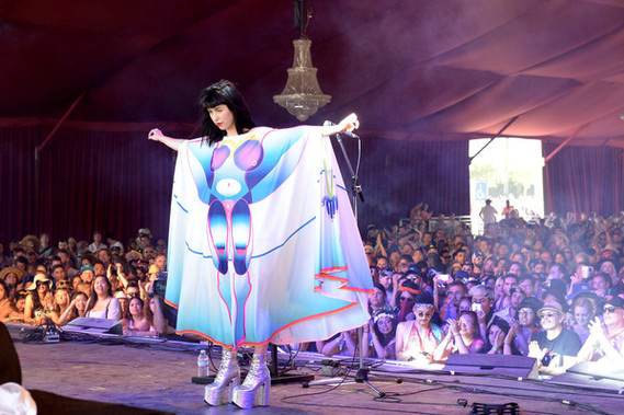Astral Babe Cloak (2015)