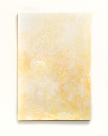 Indian Yellow Study no. 8 (Morning Shade)