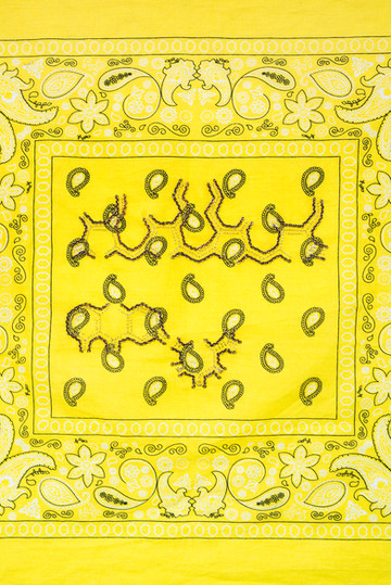Indian Yellow Study no. 7 (A Logical Conclusion)