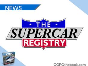 SuperCar registry