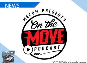 Mecum Auctions Launches New Podcast With Host Matt Avery