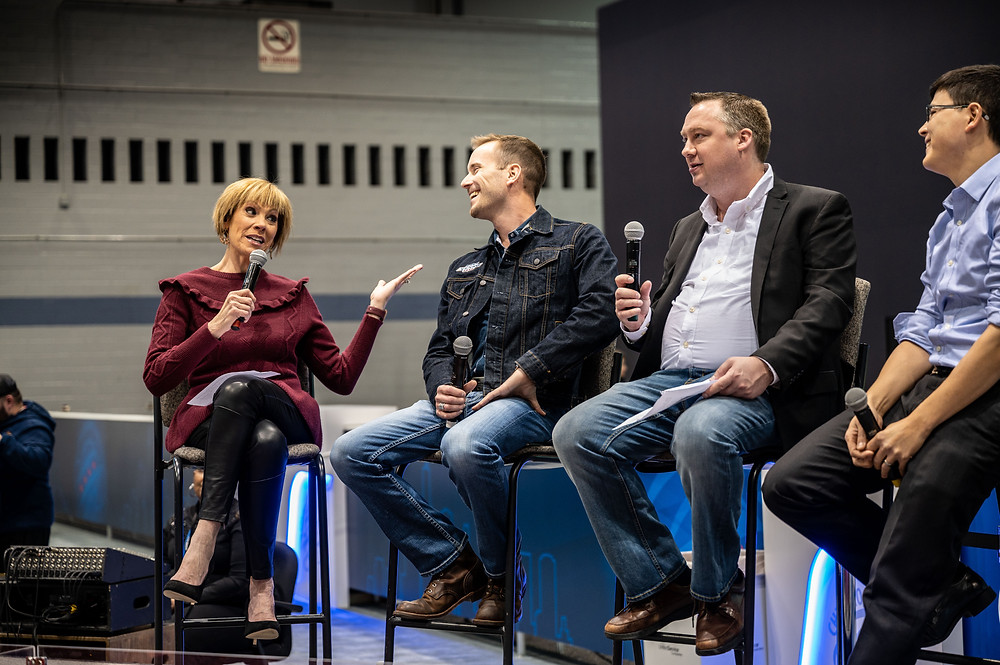 Matt Avery spoke on an ABC7 live panel at the 2020 Chicago Auto Show.
