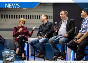Matt Avery Featured on ABC7 Chicago Auto Show Panel
