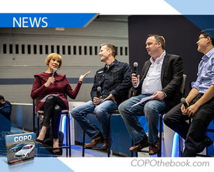 Author Matt Avery Featured on ABC7 Chicago Auto Show Panel Discussing Latest Automotive Trends