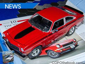 Autoworld 1:18 1972 Yenko Vega Diecast