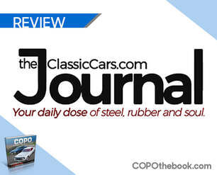 ClassicCars.com Reviews Matt Avery's COPO book
